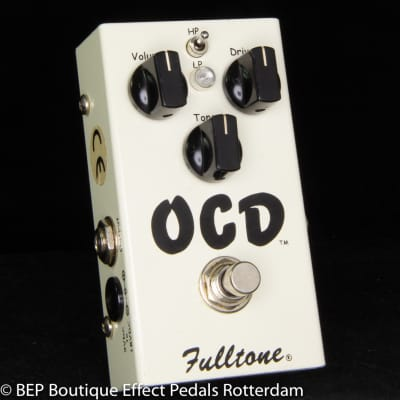 Fulltone OCD V1 Series 2 Obsessive Compulsive Drive s/n 09417 , 2006 as used by Keith Richards