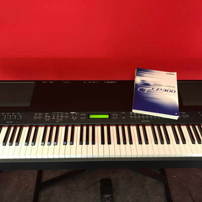 Yamaha  CP300 stagepiano with speakers!
