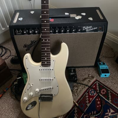 Fender Standard Stratocaster left handed for sale