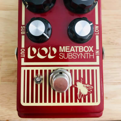 DOD Meatbox Reissue Subsynth Octave for sale