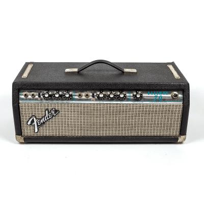 Fender Bassman 70 2-Channel 70-Watt Guitar Amp Head 1977 - 1980