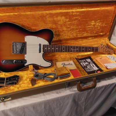 1999 Fender  Telecaster Custom '62 Reissue