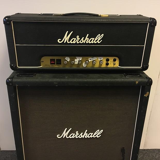 marshall jmp mkii 100 watt 1979 black ex paul weller the jam reverb. Black Bedroom Furniture Sets. Home Design Ideas