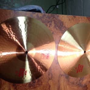 "Paiste 13"" 2002 Heavy Hi-Hat Cymbals (Pair)"