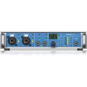 RME Fireface UCX Firewire / USB Audio Interface
