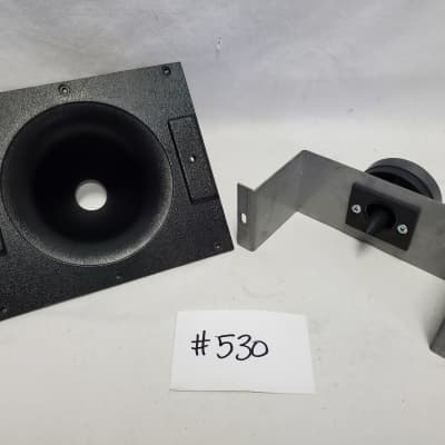Yorkville XN252 Horn Flare & Working Diaphragm #530 Good Working Condition