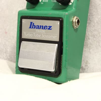 Ibanez TS9DX Turbo Tube Screamer Overdrive Pedal for sale