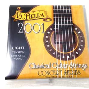 La Bella 2001L Classical Guitar Strings - Light Tension