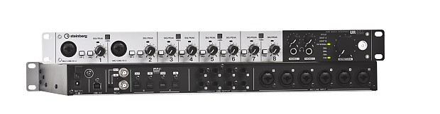 Steinberg UR824 USB Audio Interface, 8x D-PREs, 24-bit/192 kHz support &  JetPLL