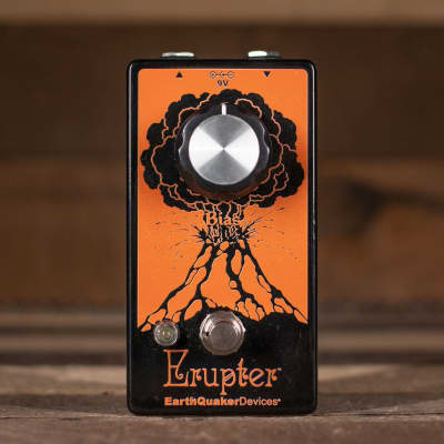 Earthquaker Devices Erupter Perfect Fuzz for sale