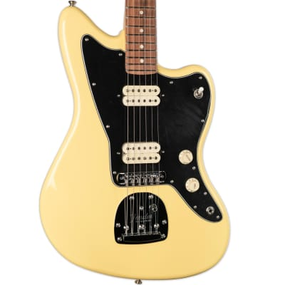 FENDER PLAYER SERIES JAZZMASTER PAO FERRO FINGERBOARD BUTTERCREAM for sale