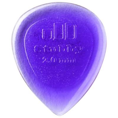 Dunlop Stubby® Jazz Picks (set of 6) - 2.0