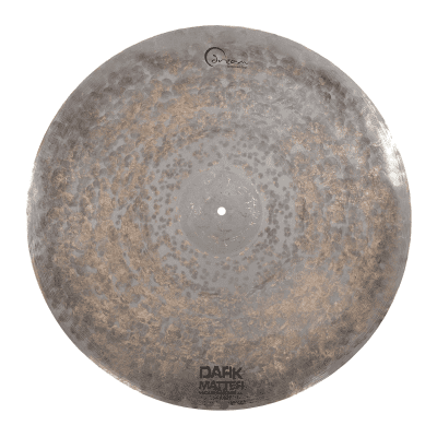 "Dream Cymbals 24"" Dark Matter Series Vintage Bliss Ride Cymbal"