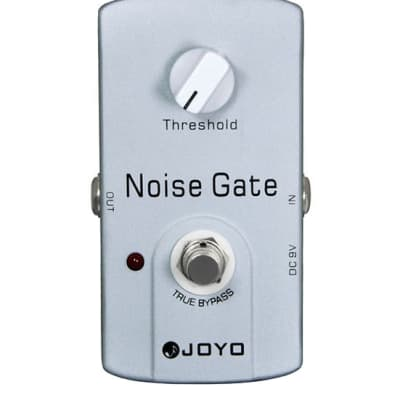 Joyo JF-31 High quality Electric Guitar GATE and DRIVE Effect Stomp Pedal True Bypass FREE Shipping for sale