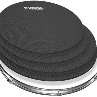 Evans Evans SoundOff Full Box Set, Standard (Drum Kit Mute Pack)