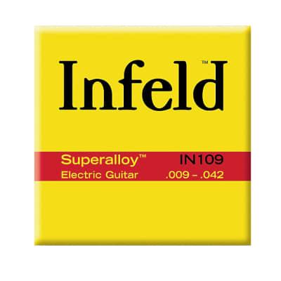 Thomastik Electric Guitar Strings Infeld Superalloy Set -  IN109