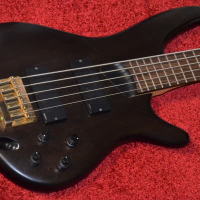 Ibanez K5 bass Fieldy (Korn) Signature=rare 2008 model=sounds/plays/looks great=light weight 3.66kg* for sale