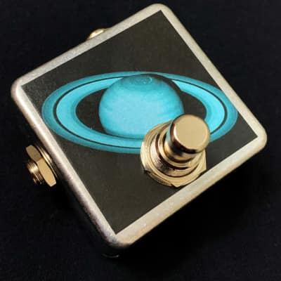 Saturnworks Soft Touch Micro Clickless Momentary Killswitch Kill Mute Switch Guitar Pedal