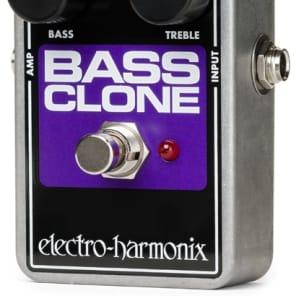 New Electro-Harmonix EHX Bass Clone Bass Chorus Effects Pedal!