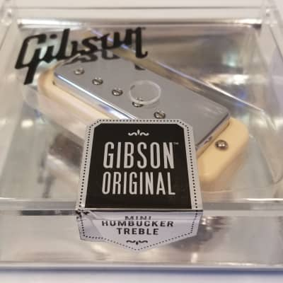 Gibson IMMHT-CH Original Mini-Humbucker - Bridge Pickup, Chrome for sale