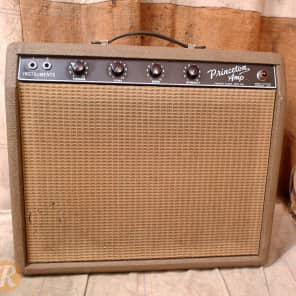 "Fender Princeton 6G2 Brownface 12-Watt 1x10"" Guitar Combo 1961 - 1963"