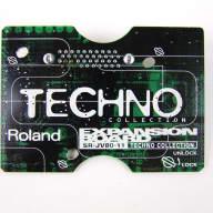 Roland SR-JV80-11 Techno Collection