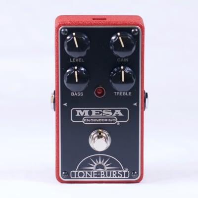 Mesa Boogie Tone Burst Pedal DEMO