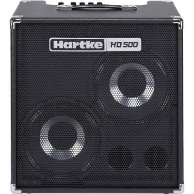 Hartke HD500 500W 2x10 Bass Combo Amplifier for sale