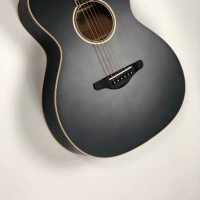 Sound Smith Memphis Black OM Acoustic-Electric Guitar 2020 Satin Black for sale