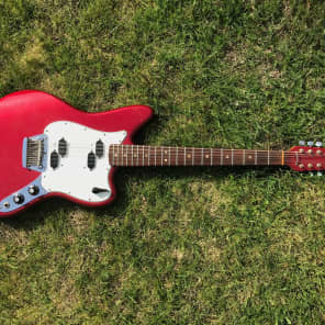 Fender Electric XII 1966 Candy Apple Red for sale
