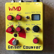 WMD  Geiger Counter Bass Mod