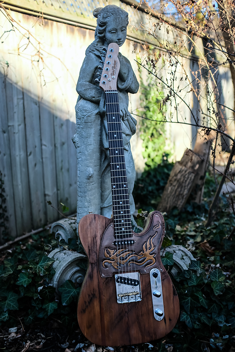 About Bad Brian Guitars • Own a piece of Toronto history!