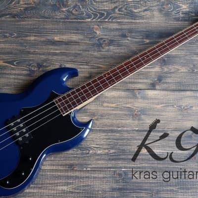 Grass Roots G-VP-46B Blue for sale