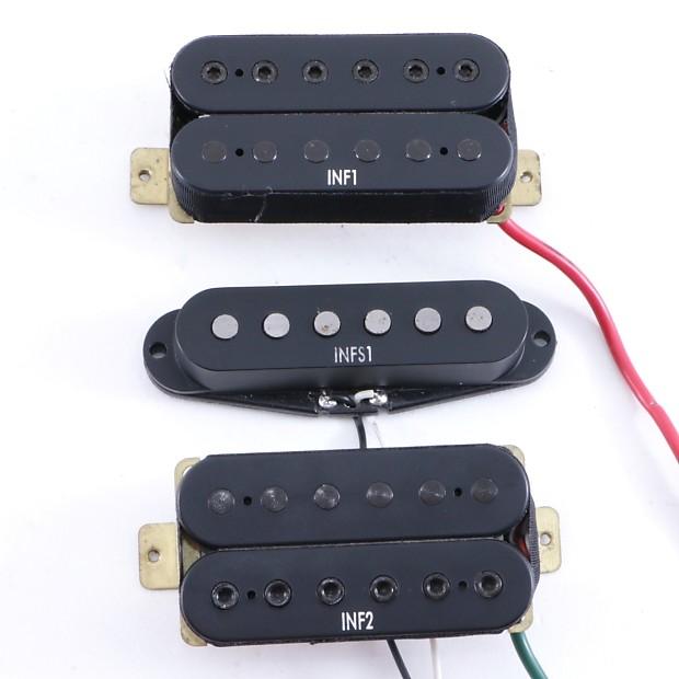 Groovy Ibanez Inf2 Infs1 Inf1 Set Hsh Guitar Pickup Pu 8844 Reverb Wiring Database Aboleterrageneticorg