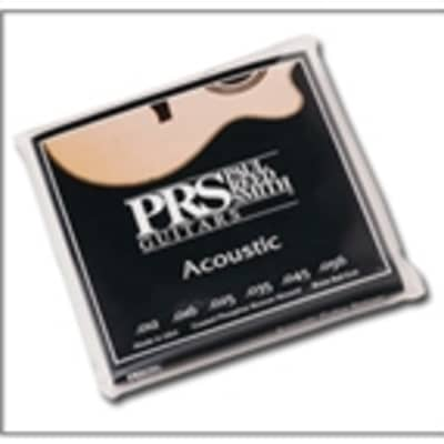 PRS Coated Phosphor Bronze Wound Acoustic Strings