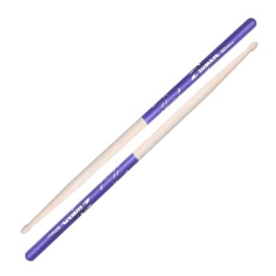 Zildjian Z5ADP Dip Series 5A Wood Tip Drum Sticks
