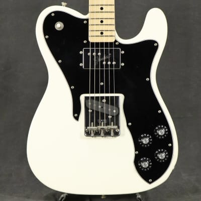Fender Japan Traditional 70s Telecaster Custom Arctic White - Shipping Included*