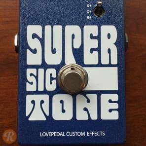 Lovepedal Super Sic Tone Fuzz