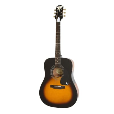 Epiphone PRO-1 Acoustic Guitar Vintage Sunburst EAPRVSCH1 for sale