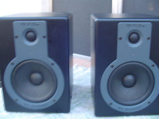 Armadillo Auto Sales >> M AUDIO BX5A Black With B Tech BT77 wall mounts ...