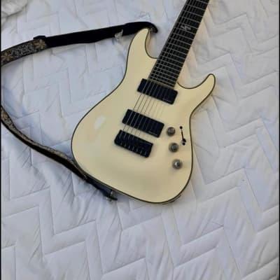 Schecter Blackjack ATX C-8 White for sale
