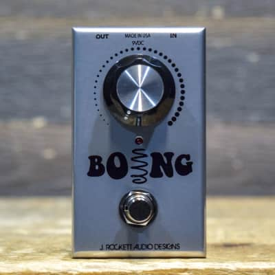 J. Rockett Audio Designs Boing Reverb Tour Series Spring Reverb Effect Pedal for sale