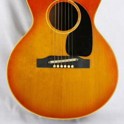 Gibson B-25 3/4 1962 - 1969