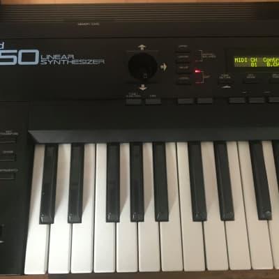 Roland D-50 (ex - Gary Numan)