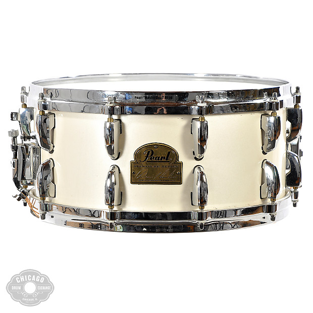 pearl dennis chambers signature snare drum used reverb. Black Bedroom Furniture Sets. Home Design Ideas