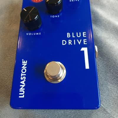 Lunastone Blue drive 1