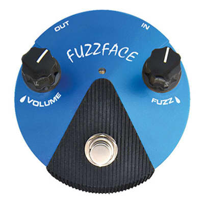 Dunlop Mini Fuzz Face - Silicon for sale