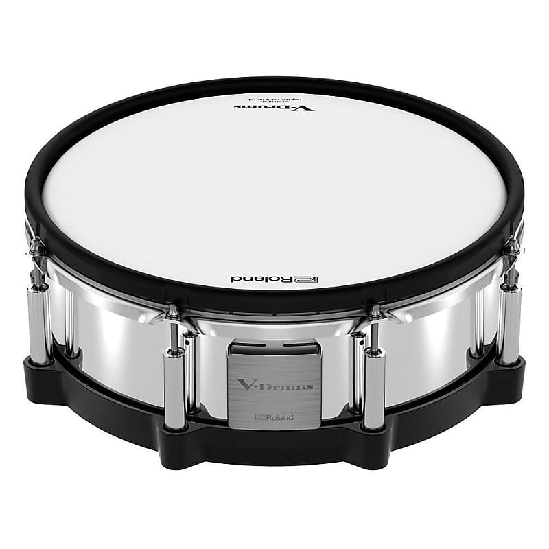 Roland Digital Mesh 14 Inch Snare Drum Pad Cymbalfusion