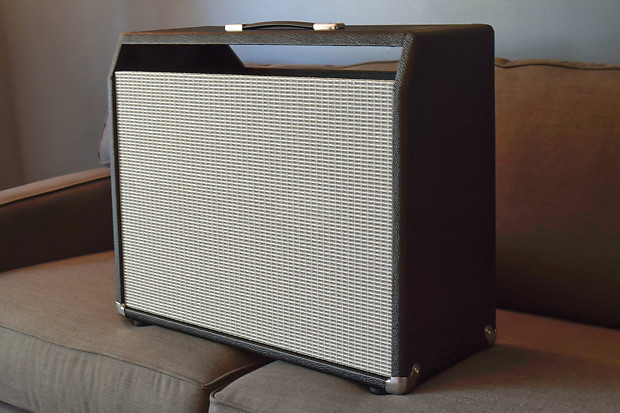 Mojotone 2x10 combo cabinet, fits Fender-style blackface Super Reverb or  Vibroverb chassis