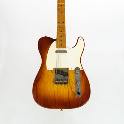 Warrior Bella' 52 Aged Custom hand made guitar for sale
